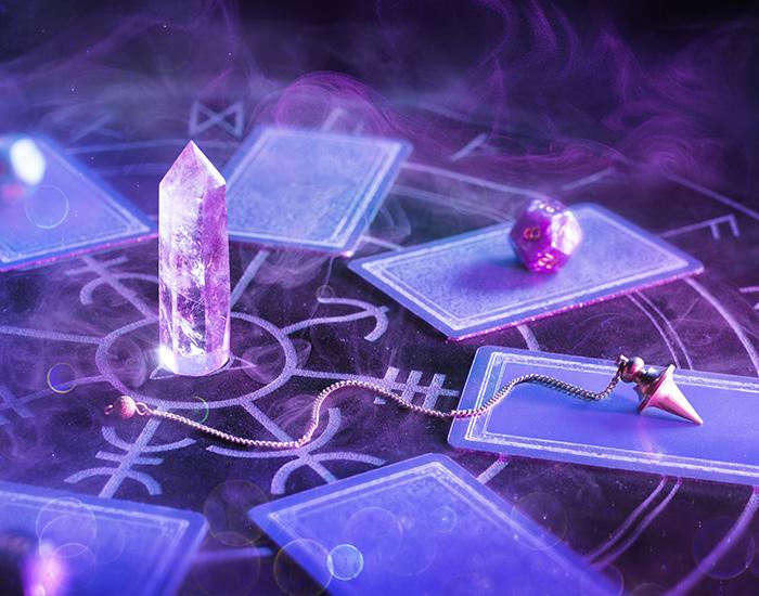 El pendulo divinatorio